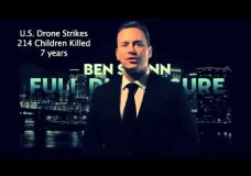 Ben Swann: President Obama wants to protect children? Why not end U.S. drone strikes?