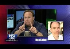 Max Keiser & Alex Jones: Predictions on the bond collapse, the Homeland Security bullet bubble & when gold will go hyperbolic
