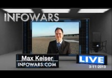 Max Keiser & Alex Jones: Bitcoin as a central bank slayer and a privacy commodity