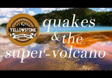 David Knight: Yellowstone quakes & the super-volcano caldera eruption mini-documentary